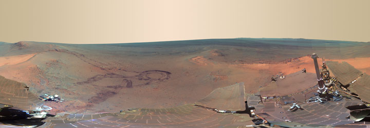 The Discovery Of A Mysterious Rock On Mars Intrigues The Scientific Community-