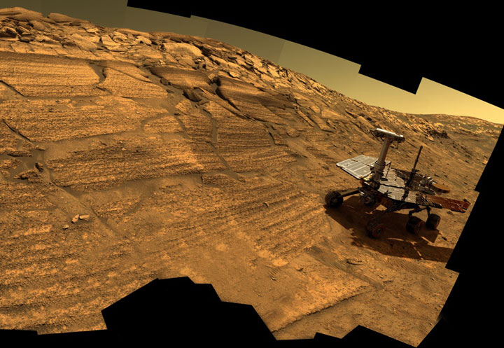 The Discovery Of A Mysterious Rock On Mars Intrigues The Scientific Community-3