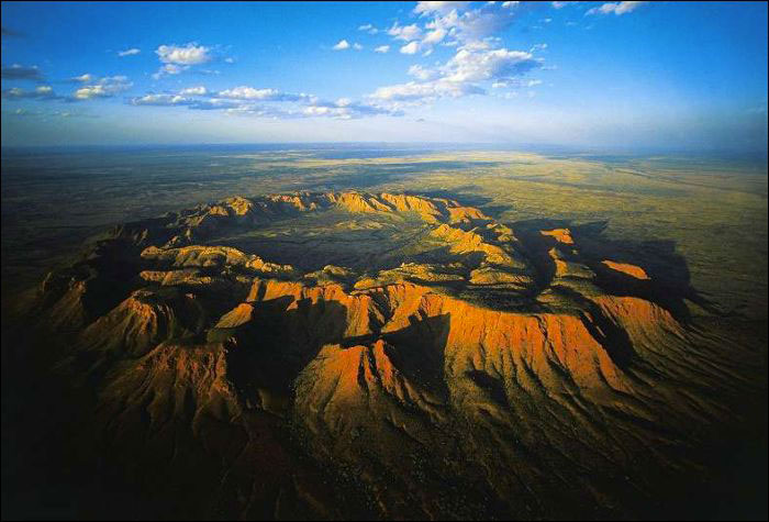 Vredefort Dome, South Africa-The Top 15 Most Impressive/strange Craters On the surface of Earth-14