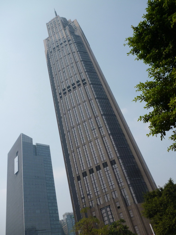 The Pinnacle in Guangzhou, China -The Top 10 Most Useless Skyscrapers Buildings Of The World-1