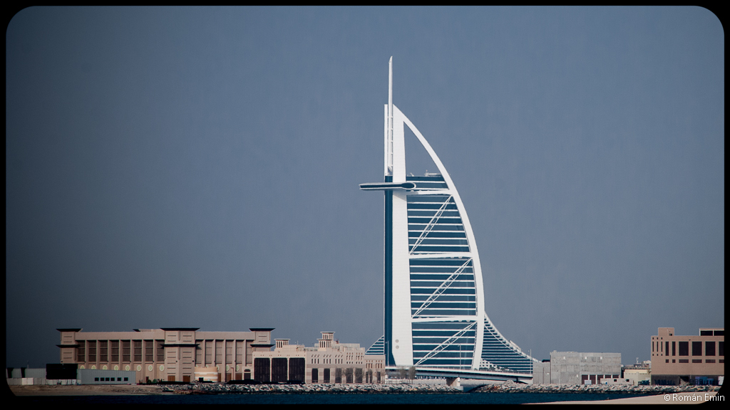 The Burj Al Arab - UAE -The Top 10 Most Useless Skyscrapers Buildings Of The World-6