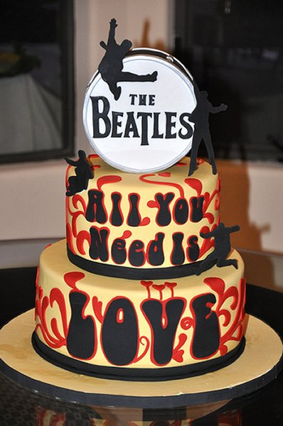 Unbelievable Cake Designs For A Unforgetable and Memorable Anniversary-12