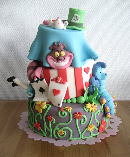 Unbelievable Cake Designs For A Unforgetable and Memorable Anniversary-9