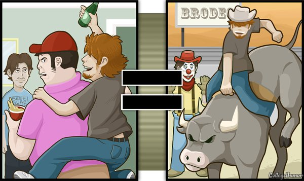 Series Of Hilarious Illustrations Shows How Alcohol Impairs Your Judgment-8