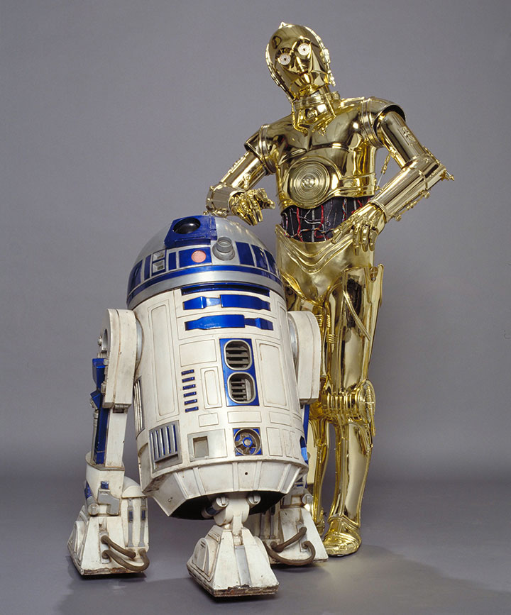 20 iconic robots that marked the history of cinema photo gallery. Black Bedroom Furniture Sets. Home Design Ideas