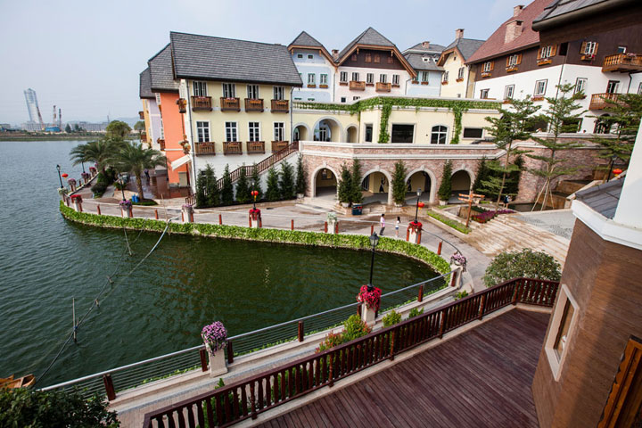 Huizhou - China-Atypical architecturaly exotic Cities-18