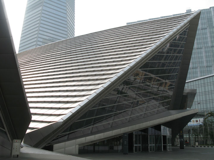 Songdo - South Korea-Atypical architecturaly exotic Cities-25