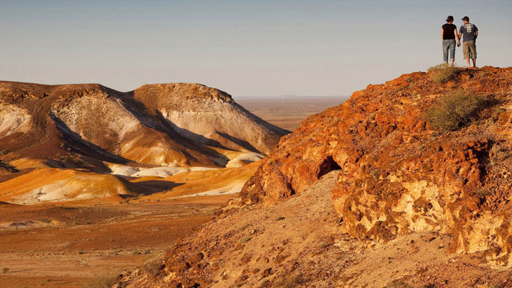 Coober Pedy - Australia-Atypical architecturaly exotic Cities-29