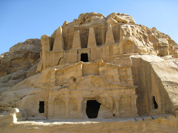 Petra - Jordan-Atypical architecturaly exotic Cities-33