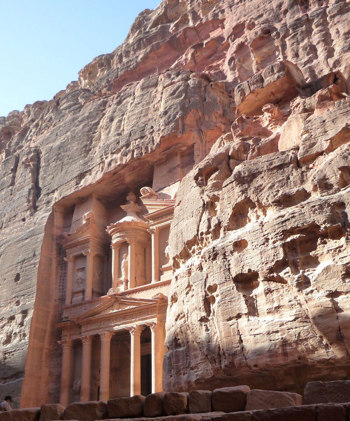 Petra - Jordan-Atypical architecturaly exotic Cities-34