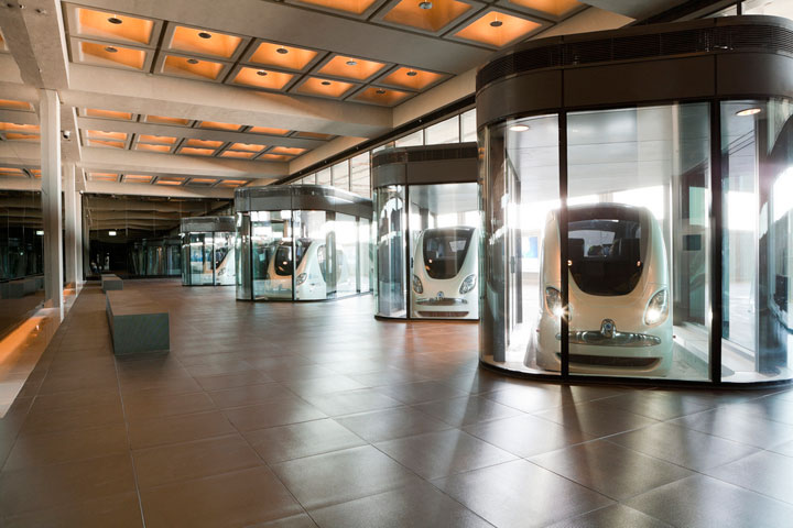 Masdar City - UAE-Atypical architecturaly exotic Cities-5