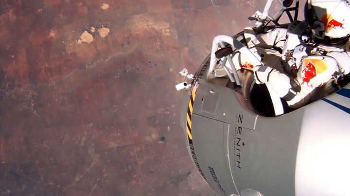 Experience Of World's Highest Jump As If You Were There -4