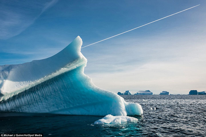 Greenland : Discover The Impressive Icebergs Sculpted By Nature With Beauty-13