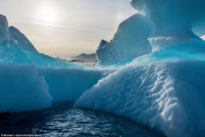 Greenland : Discover The Impressive Icebergs Sculpted By Nature With Beauty-16
