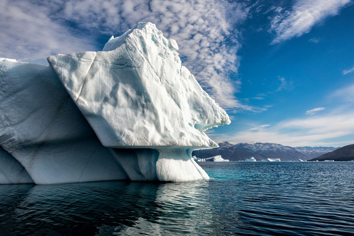 Greenland : Discover The Impressive Icebergs Sculpted By Nature With Beauty-19