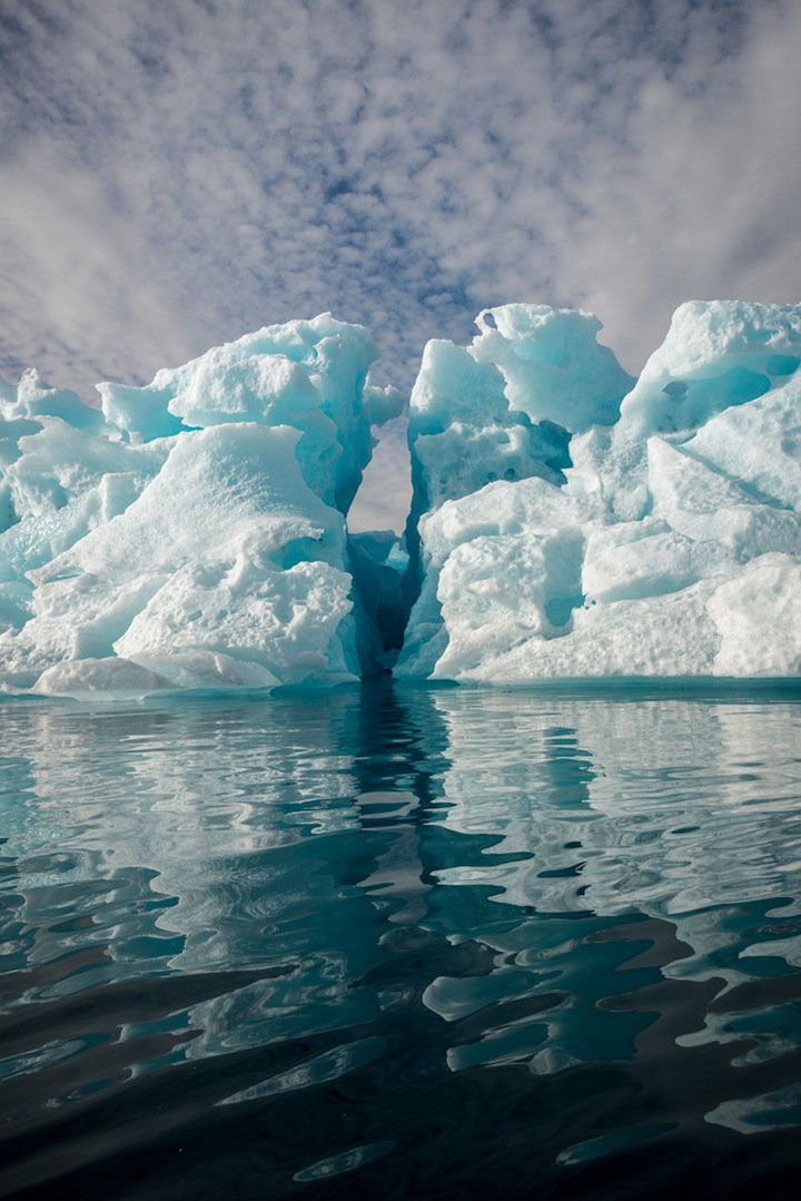 Greenland : Discover The Impressive Icebergs Sculpted By Nature With Beauty-5