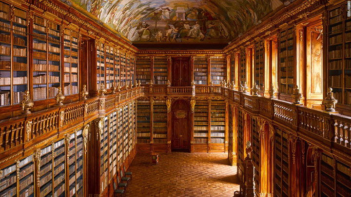 Discover Magnificent Libraries Worldwide Containing Immense Wealth Of human knowledge-