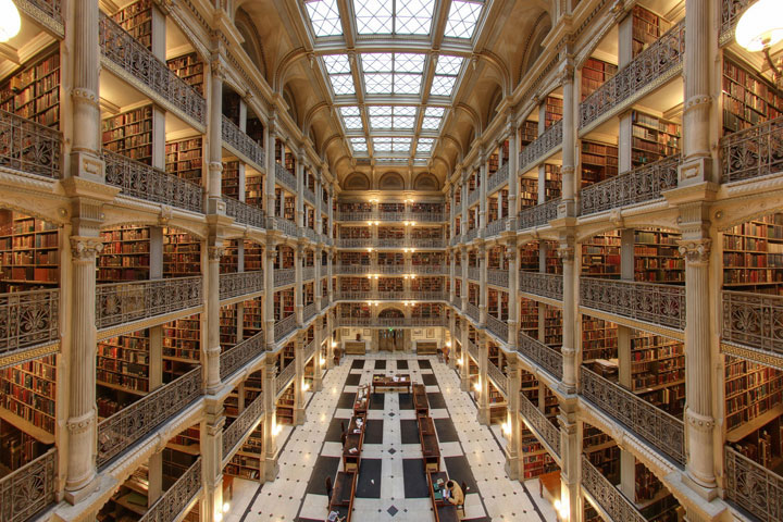 Discover Magnificent Libraries Worldwide Containing Immense Wealth Of human knowledge-11