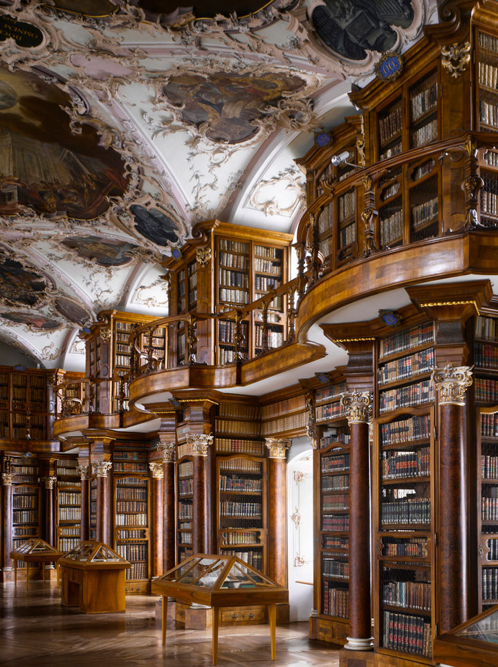 Discover Magnificent Libraries Worldwide Containing Immense Wealth Of human knowledge-12