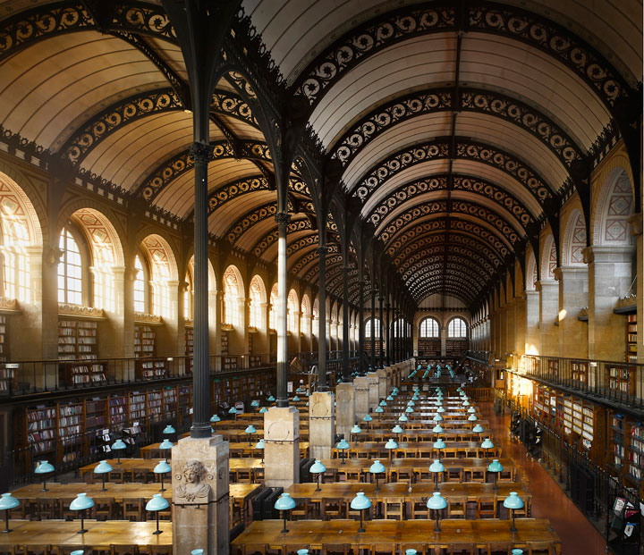 Discover Magnificent Libraries Worldwide Containing Immense Wealth Of human knowledge-13