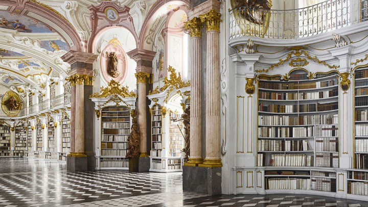 Discover Magnificent Libraries Worldwide Containing Immense Wealth Of human knowledge-2