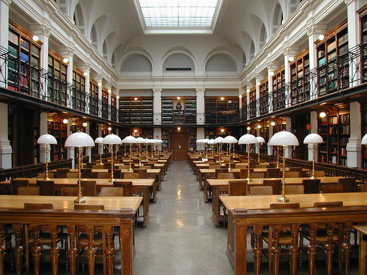 Discover Magnificent Libraries Worldwide Containing Immense Wealth Of human knowledge-6