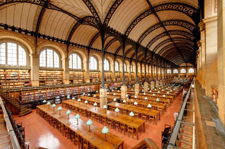 Discover Magnificent Libraries Worldwide Containing Immense Wealth Of human knowledge-9