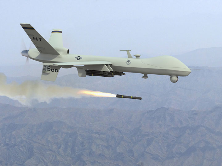 Drones-10 Technologies That Can Lead To The Slavery Of Human Race-