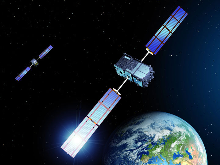 Positioning Satellite System-10 Technologies That Can Lead To The Slavery Of Human Race-1