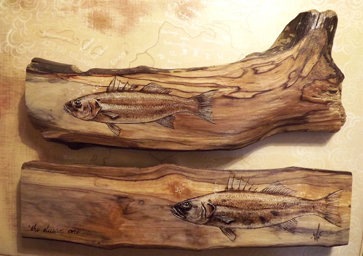PYROGRAPHY: Impressive Portraits Of Nature Realized By The Careful Burning Of Wood -15