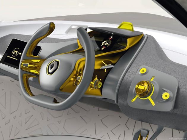Renault Kwid Concept car Will Come With A Launchable Drone-