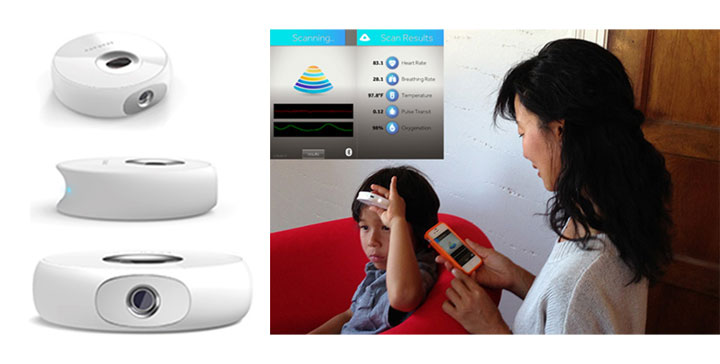 Scandou Scout: Handheld Scanner Analyzes And Communicates Real Time Vital Data-2