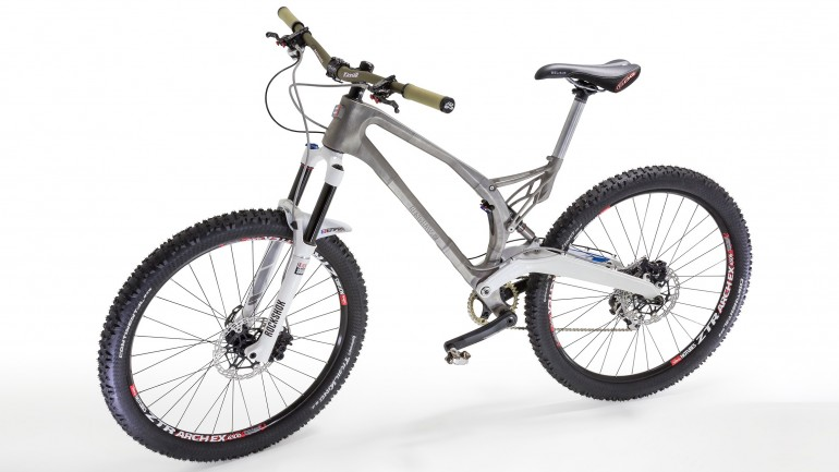Now Stronger And Cheaper Titanium Bicycles Can Be Made Using 3D-printing-2