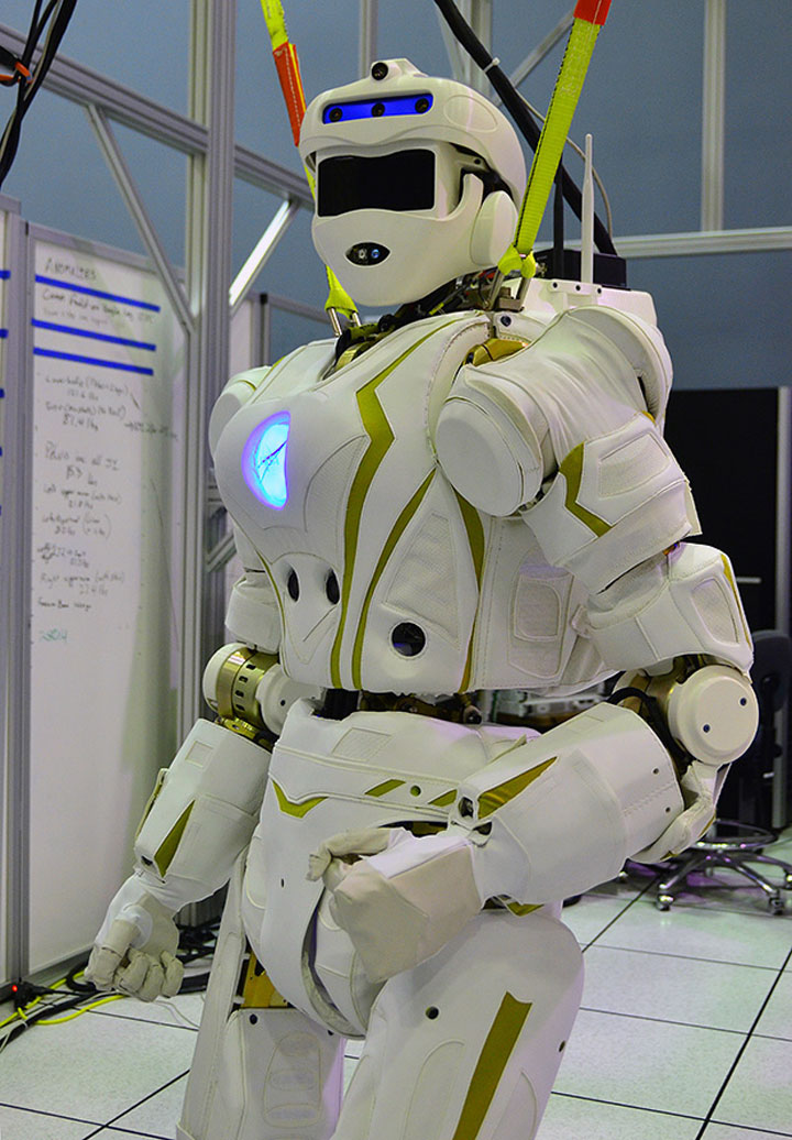 Valkyrie: Nasa's Robotic Superhero To Save Human Lives In Disasters-14