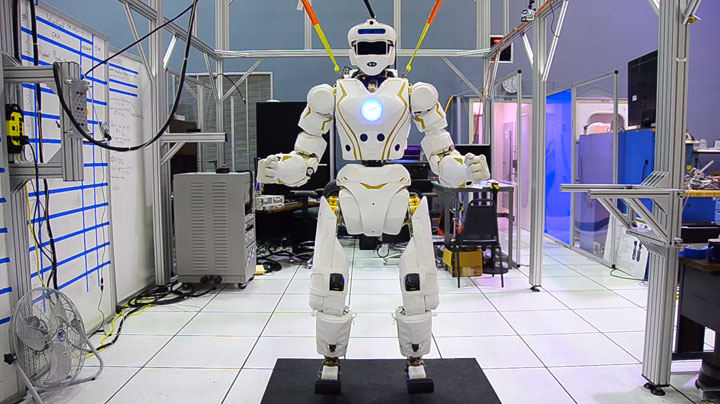 Valkyrie: Nasa's Robotic Superhero To Save Human Lives In Disasters-4