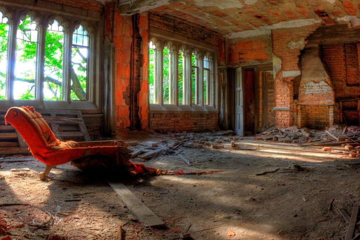 Gary, Indiana, United States-Abandoned churches around the world-