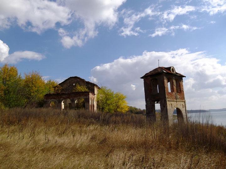 Živovtsi, Bulgaria-Abandoned churches around the world-17