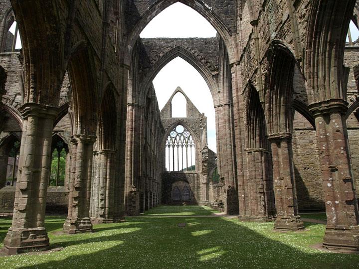 Wales, United Kingdom-Abandoned churches around the world-19