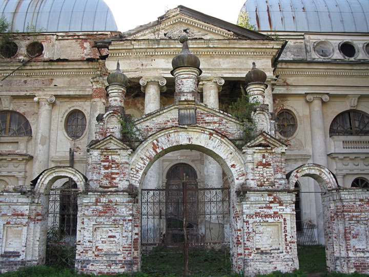 Kazan, Russia-Abandoned churches around the world-5