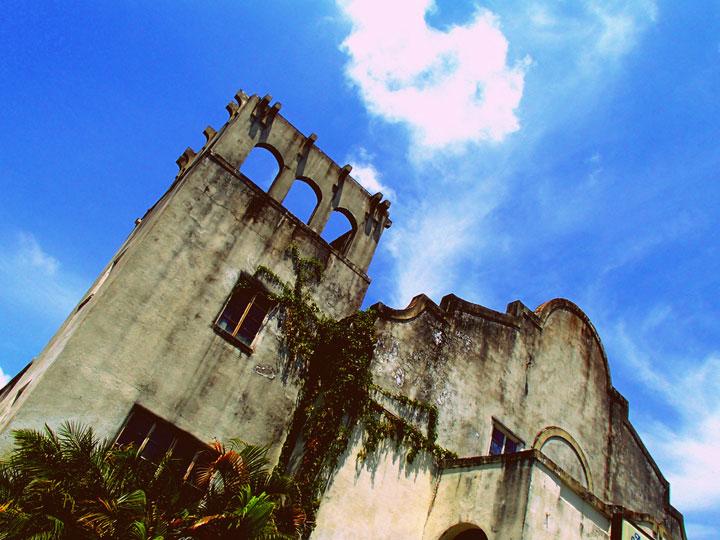 Florida, United States-Abandoned churches around the world-8