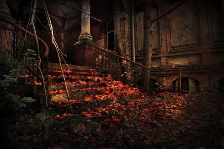 Abandoned Hitler hospital-