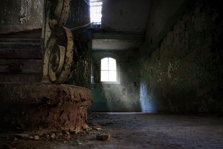 Creepy remains Of Abandoned Hospital where once hitler was treated-11