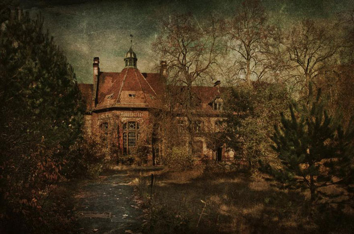 Creepy remains Of Abandoned Hospital where once hitler was treated-14