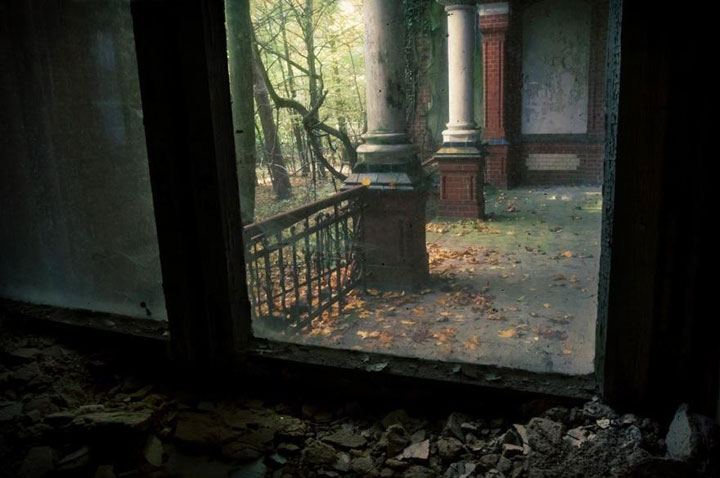 Creepy remains Of Abandoned Hospital where once hitler was treated-15