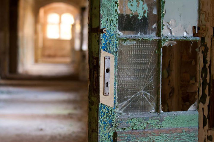 Creepy remains Of Abandoned Hospital where once hitler was treated-7