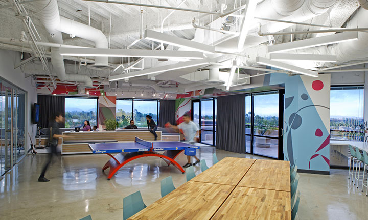 Dreamhost in Brea-15 Cool Offices Where You Would Want To Work All Your LIfe -