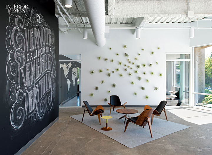 Evernote in Redwood City-15 Cool Offices Where You Would Want To Work All Your LIfe -20