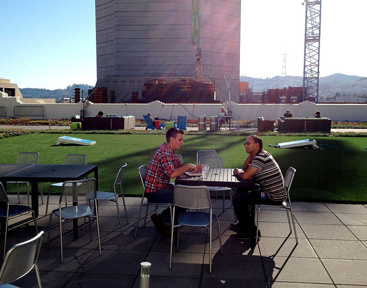 Twitter in San Francisco-15 Cool Offices Where You Would Want To Work All Your LIfe -24