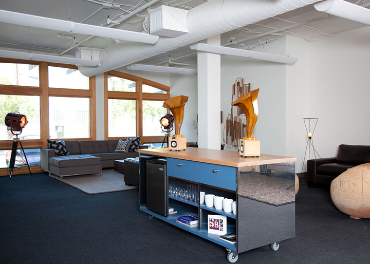 Instagram in San Francisco-15 Cool Offices Where You Would Want To Work All Your LIfe -25