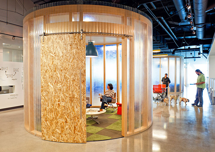 AOL in Palo Alto-15 Cool Offices Where You Would Want To Work All Your LIfe -9